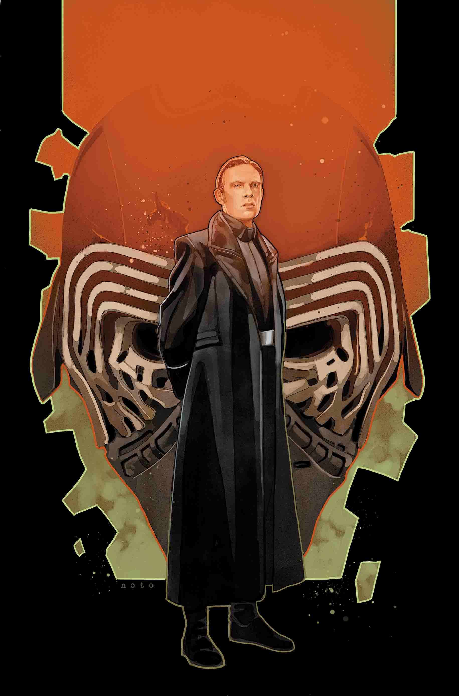 STAR WARS: AGE OF THE RESISTANCE - GENERAL HUX 1 (2019) #1