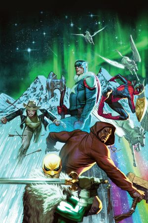 WAR OF THE REALMS STRIKEFORCE TPB (Trade Paperback)