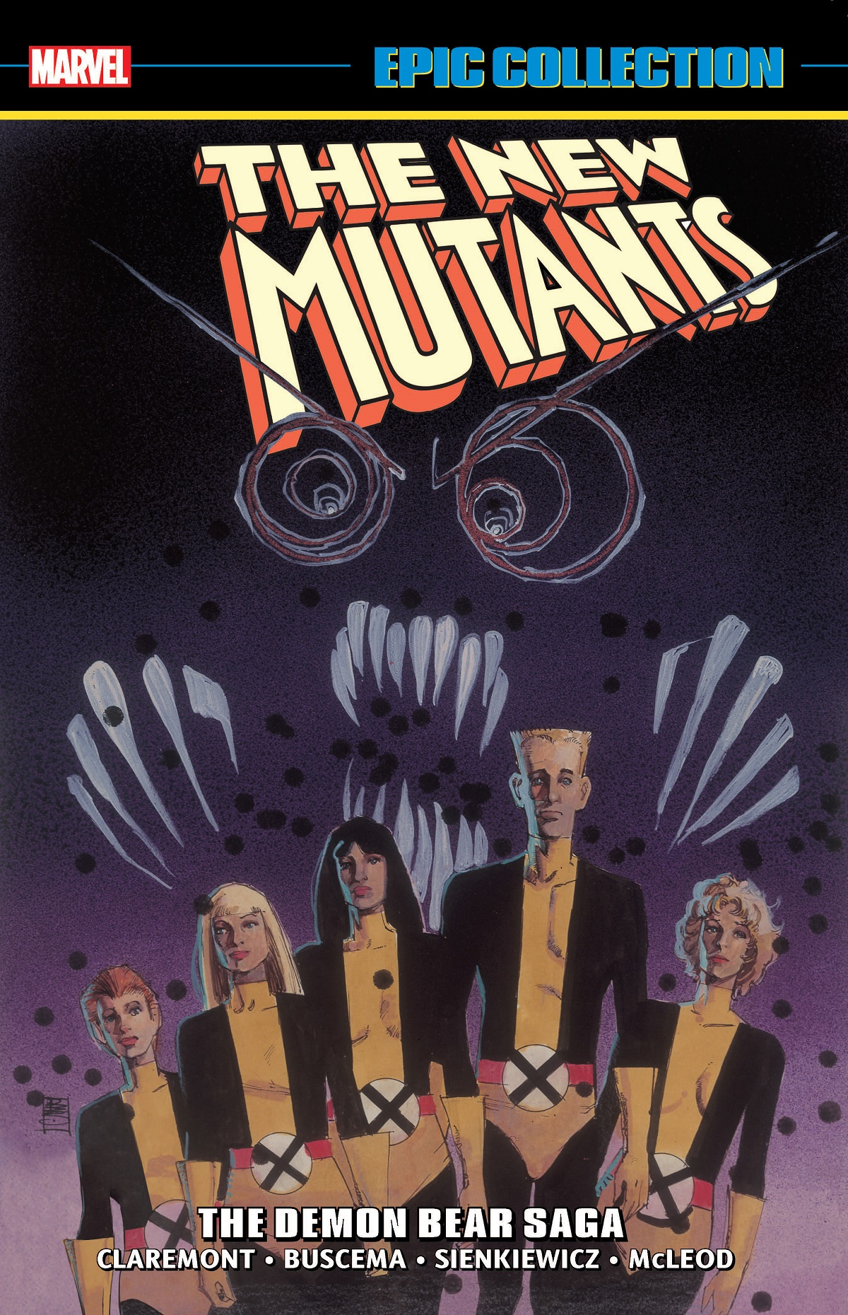 New Mutants Epic Collection: The Demon Bear Saga (Trade Paperback)