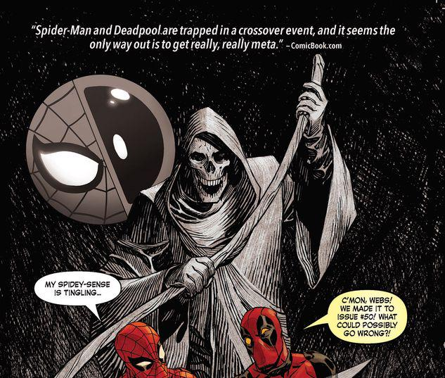 SPIDER-MAN/DEADPOOL VOL. 9: EVENTPOOL TPB #9