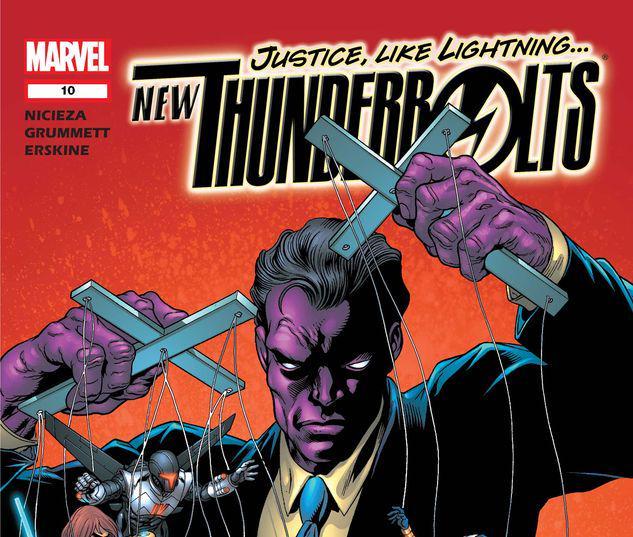 New Thunderbolts #10