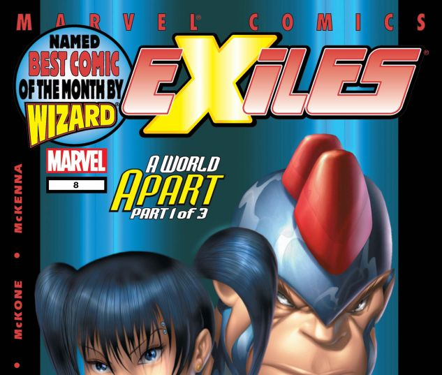 EXILES (2001) #8