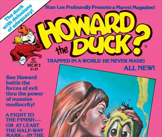 Howard the Duck Magazine #2