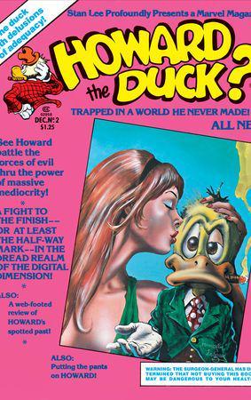 Howard the Duck (1979) #2