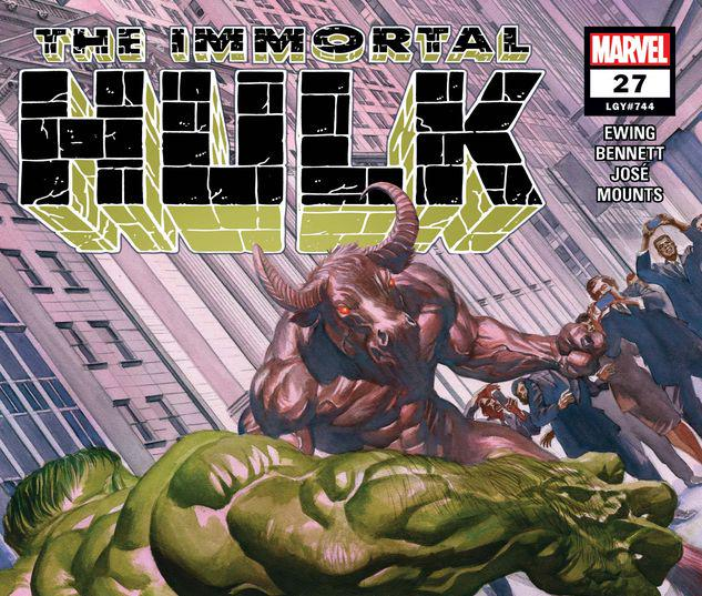 Immortal Hulk #27
