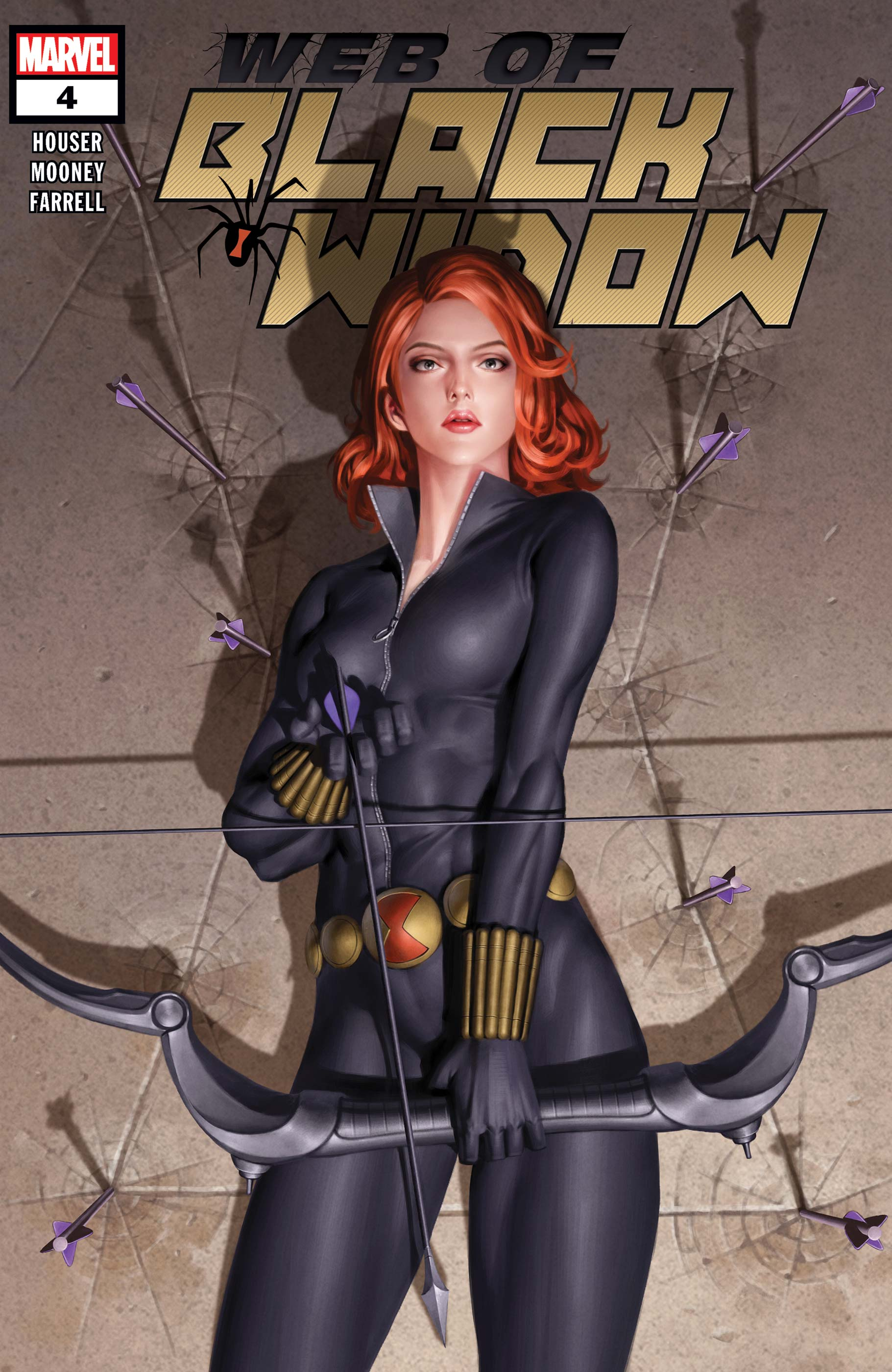 The Web of Black Widow (2019) #4