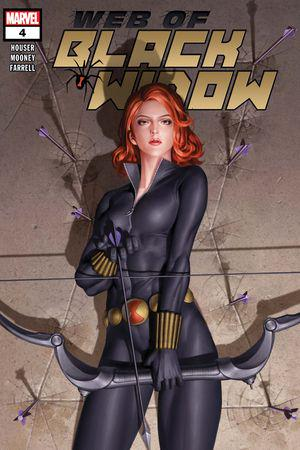 The Web of Black Widow #4