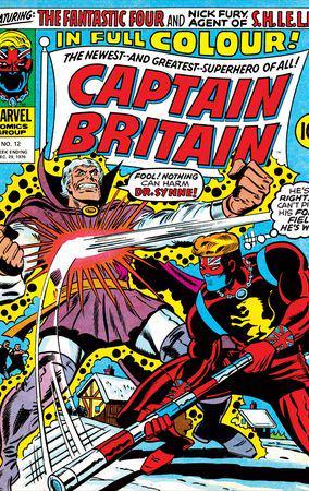 Captain Britain (1976) #12