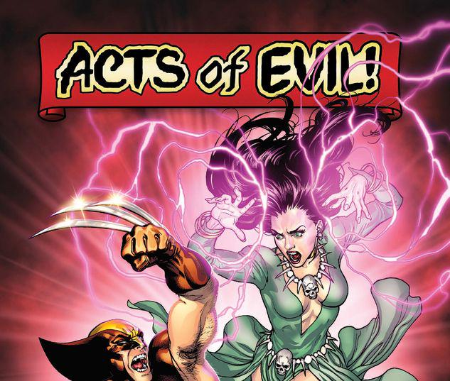 ACTS OF EVIL TPB #1