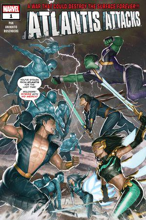 Atlantis Attacks (2020) #1