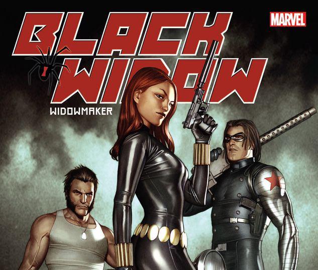 BLACK WIDOW: WIDOWMAKER TPB #1