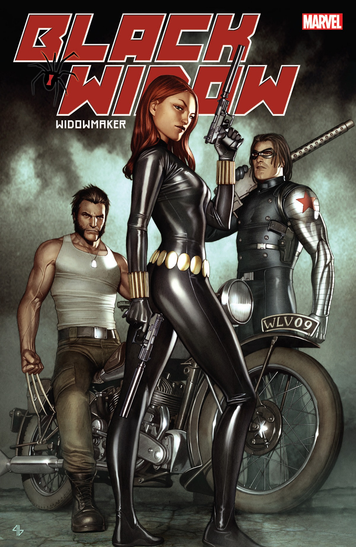 Black Widow: Widowmaker (Trade Paperback)