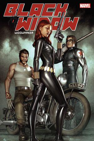 Black Widow: Widowmaker (Trade Paperback)