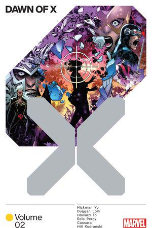 Dawn Of X Vol. 2 (Trade Paperback)