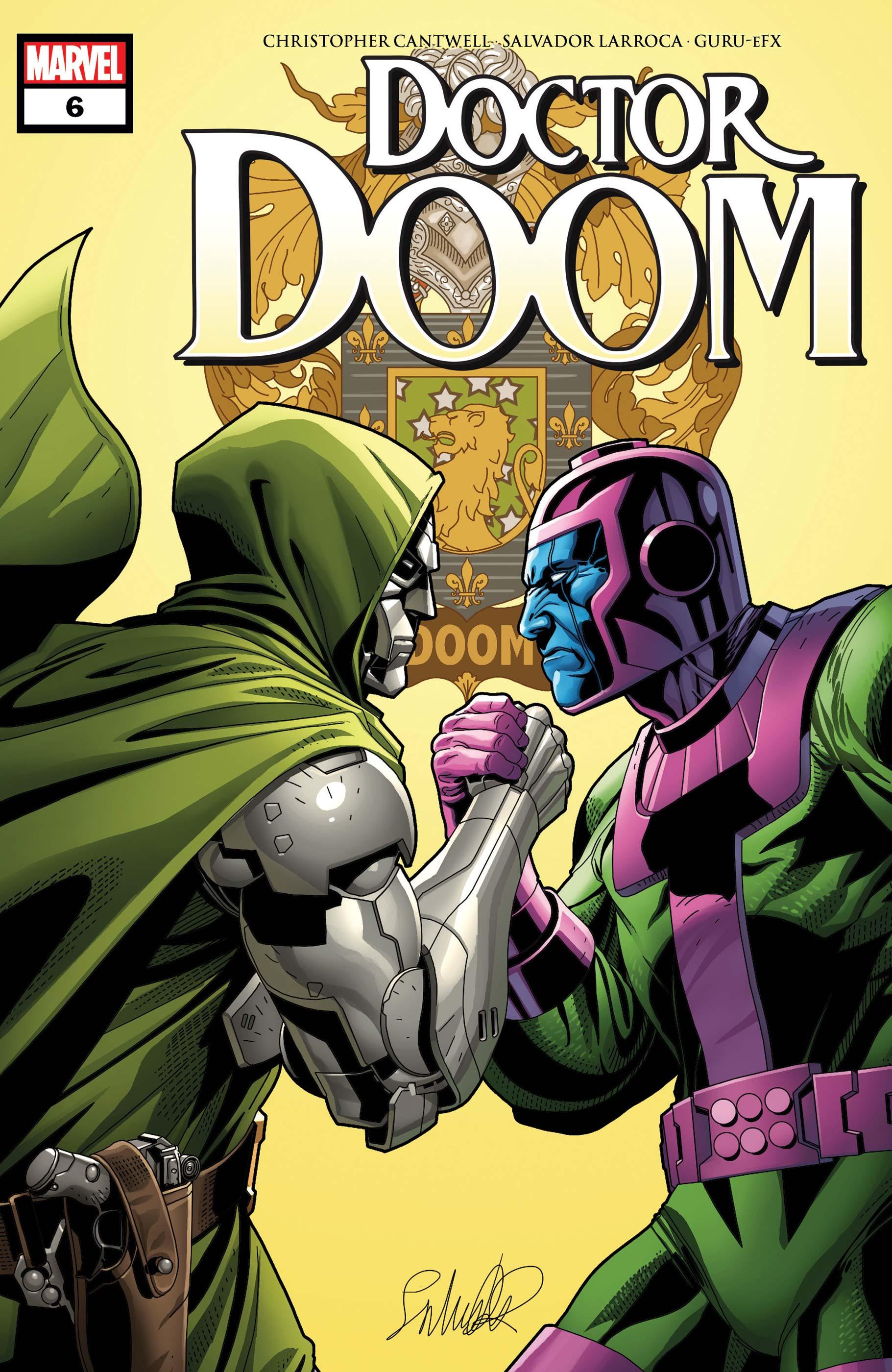 Doctor Doom (2019) #6