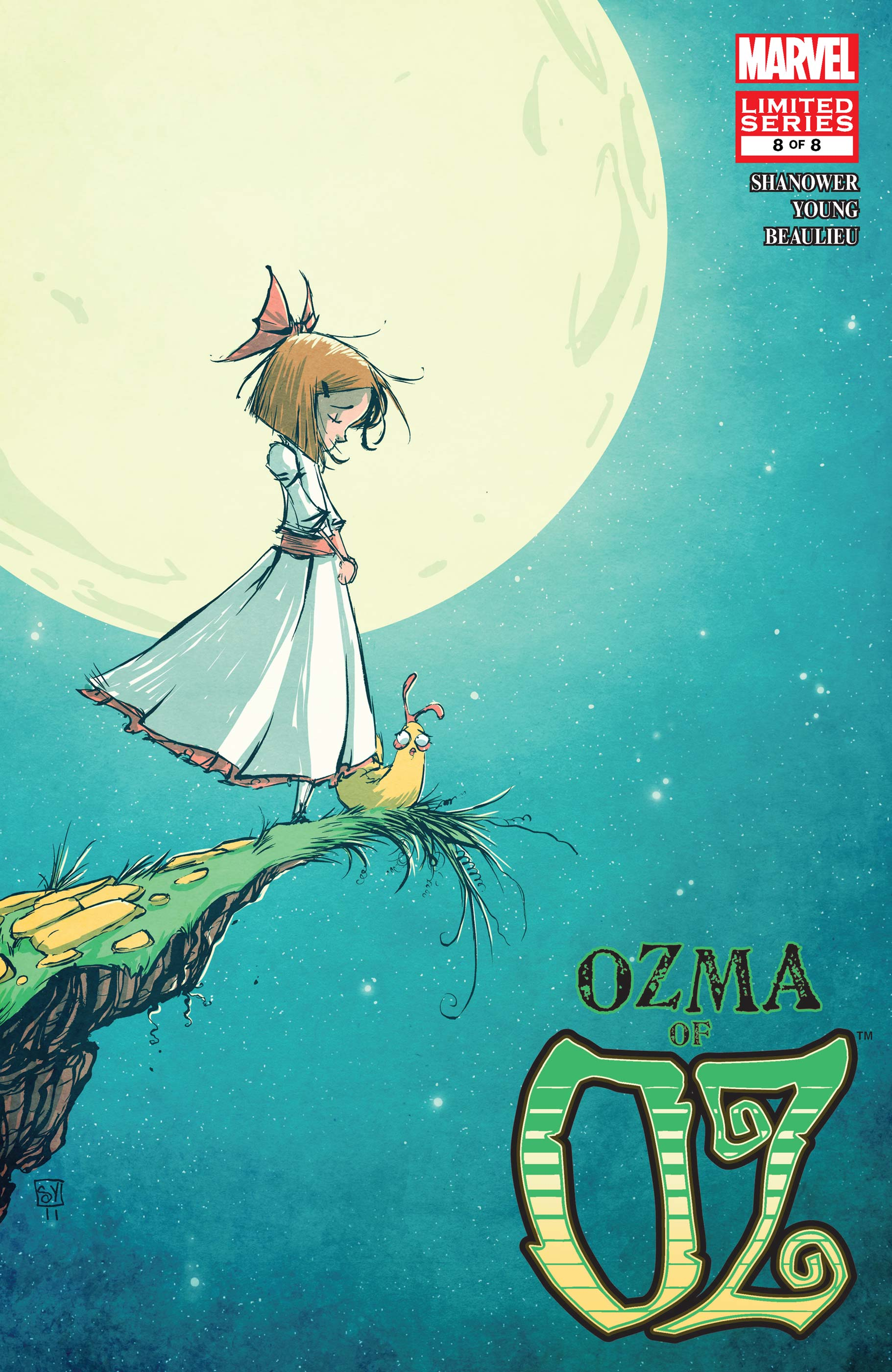 Ozma of Oz (2010) #8