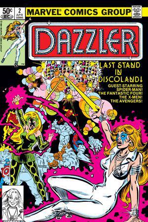 Dazzler (1981) #2