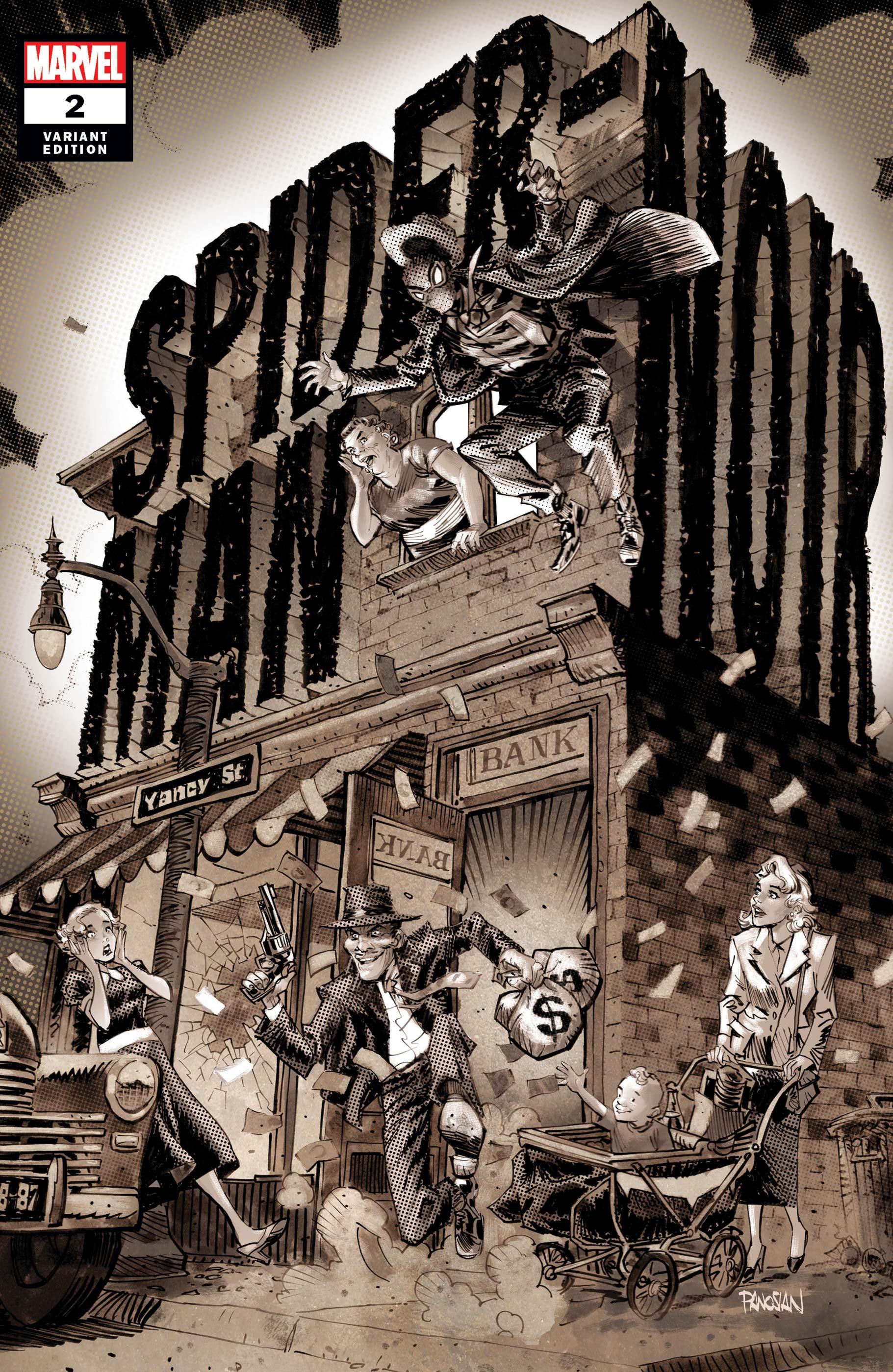 Spider-Man Noir (2020) #2 (Variant)