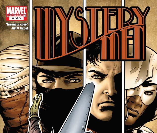 MYSTERY MEN (2011) #4