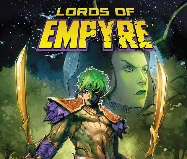 EMPYRE: LORDS OF EMPYRE TPB #1