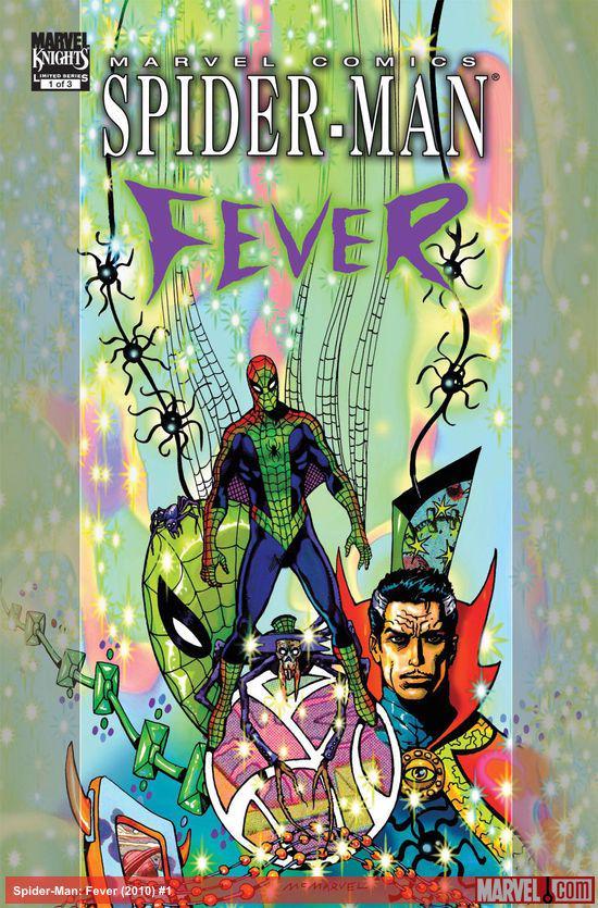 Spider-Man: Fever (2010) #1