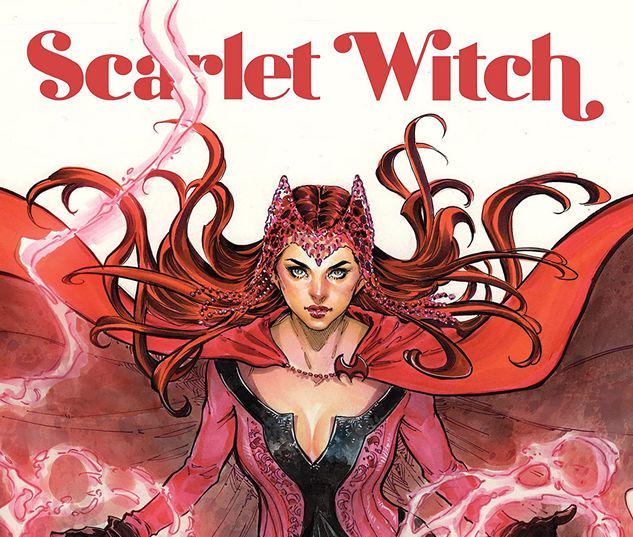 SCARLET WITCH BY JAMES ROBINSON: THE COMPLETE COLLECTION TPB #1