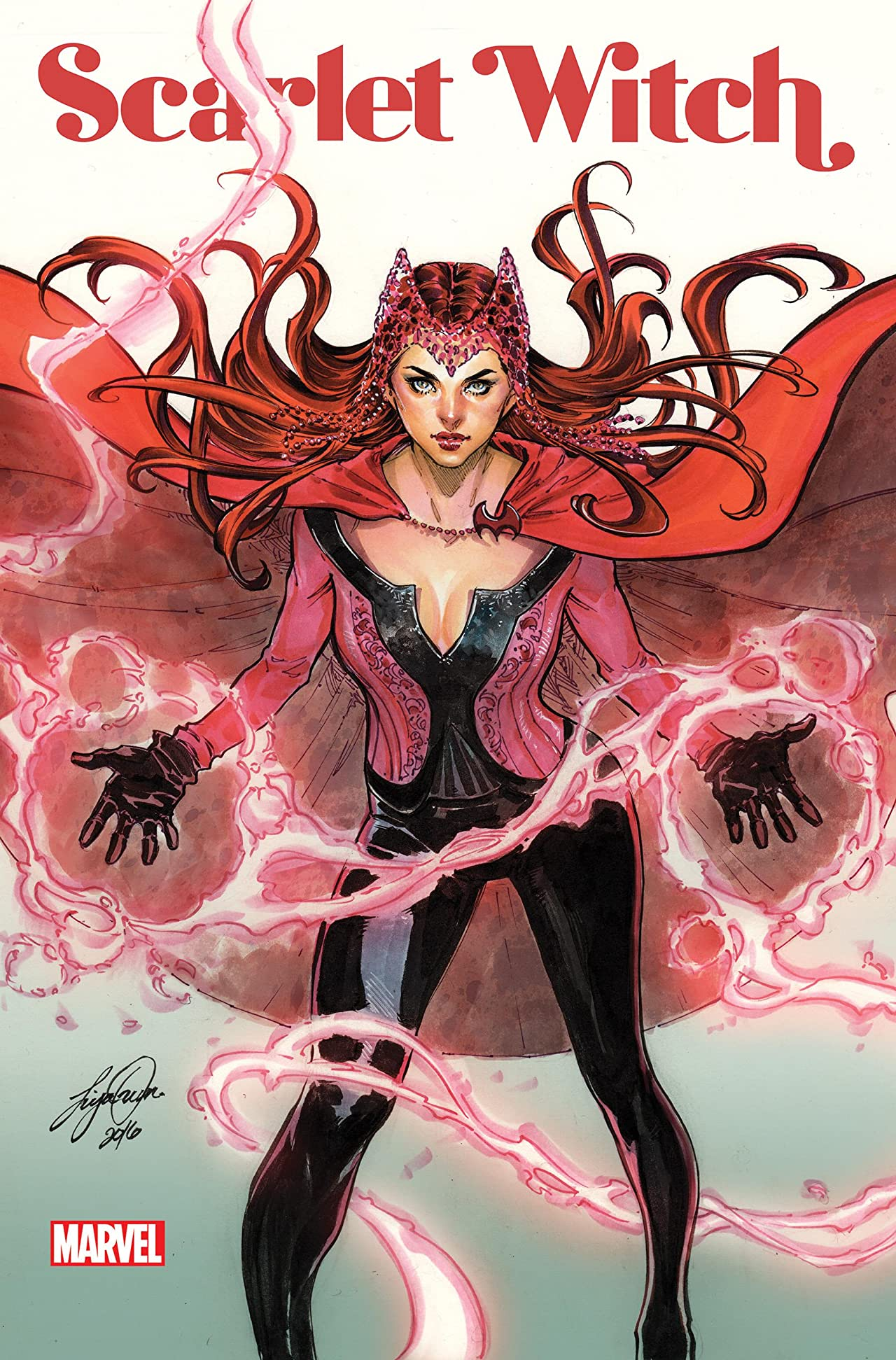 Scarlet Witch by James Robinson: The Complete Collection (Trade Paperback)