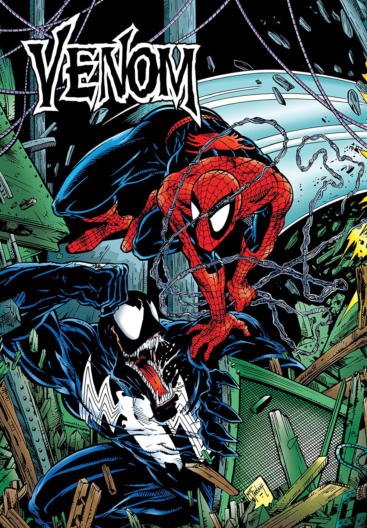 Venom by Michelinie & McFarlane (Hardcover)