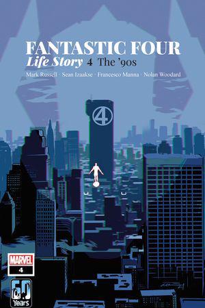 Fantastic Four: Life Story #4