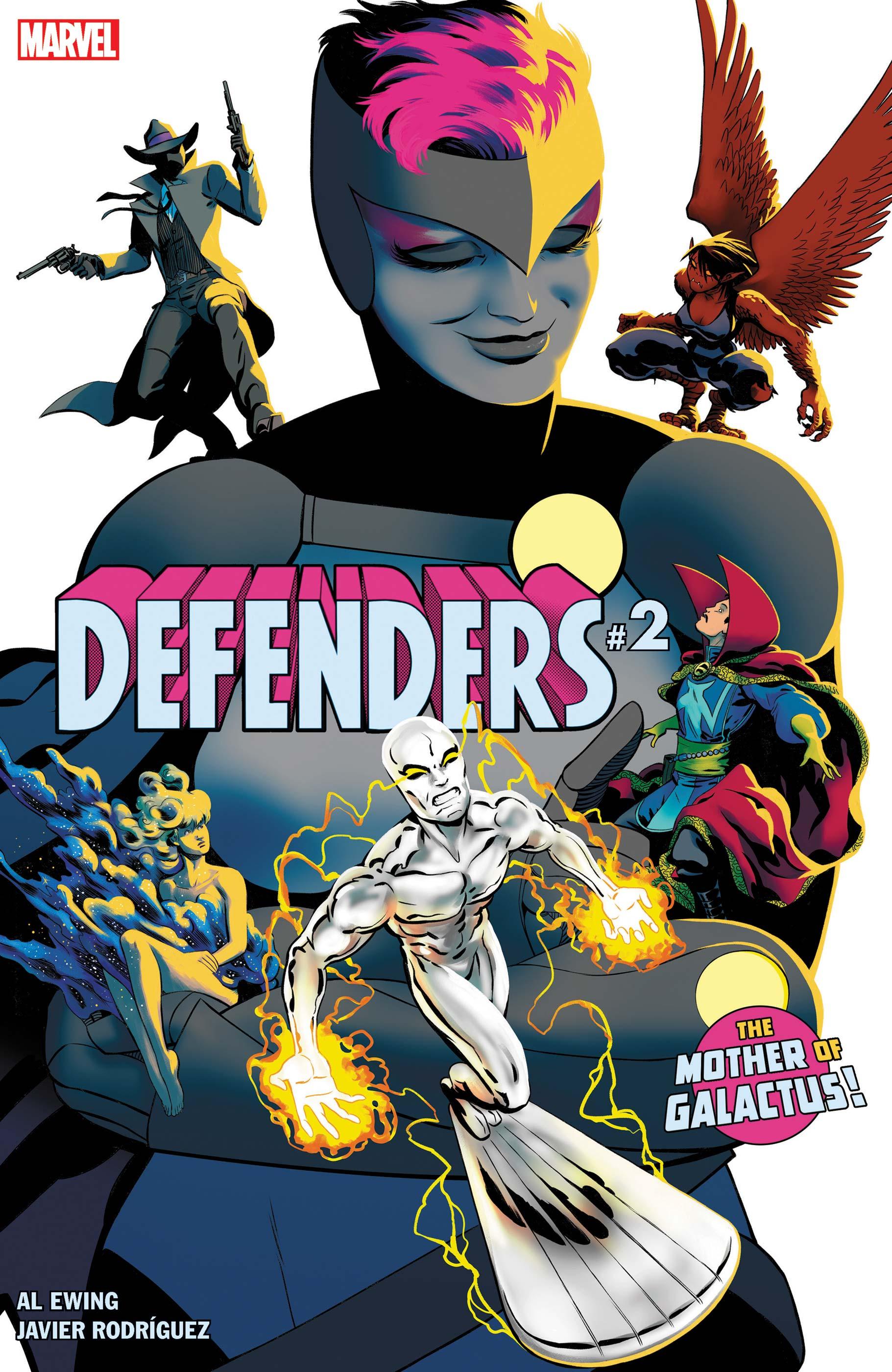 Defenders (2021) #2