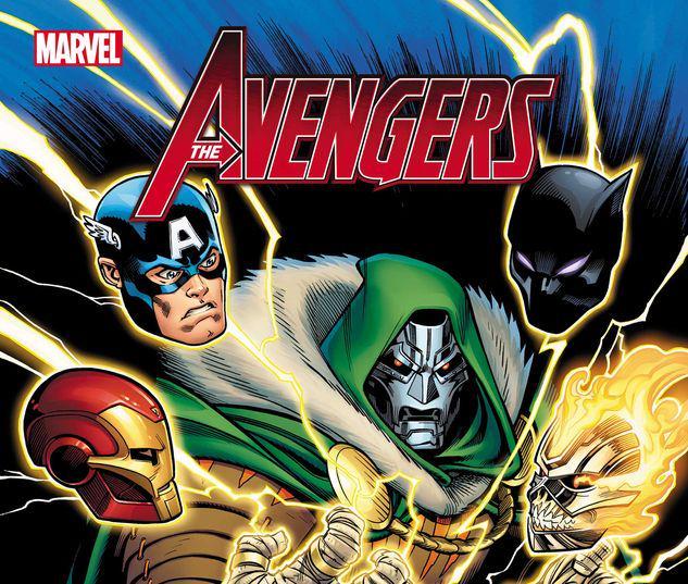 Avengers #50