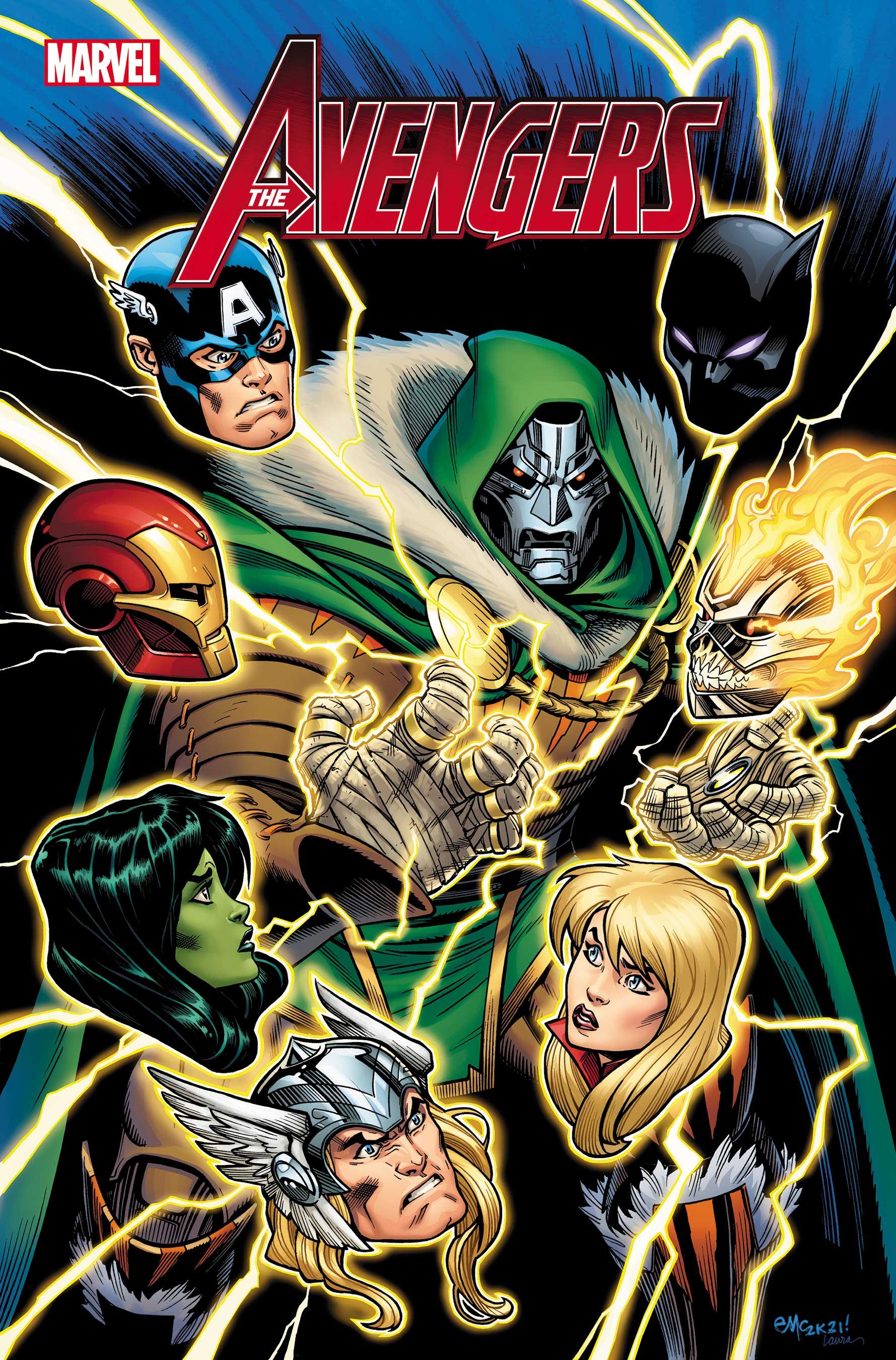 Avengers (2018) #50