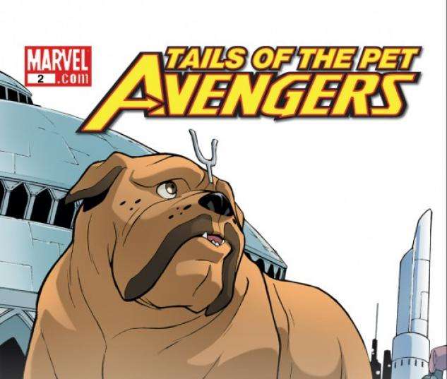 TAILS OF THE PET AVENGERS 1 (2009) #2