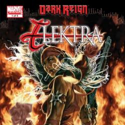 DARK REIGN: ELEKTRA  #1