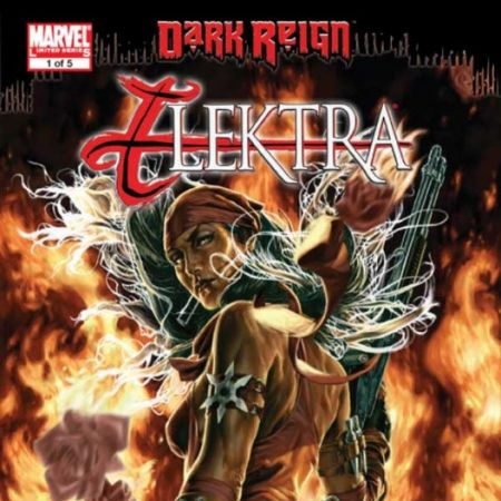 Dark Reign: Elektra (2009)