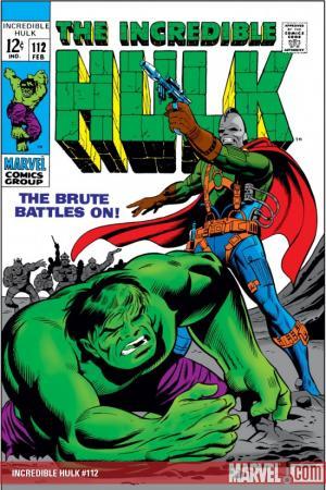 Incredible Hulk (1962) #112