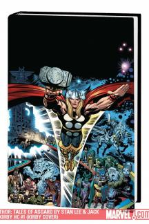 Thor: Tales of Asgard by Stan Lee & Jack Kirby (Hardcover)