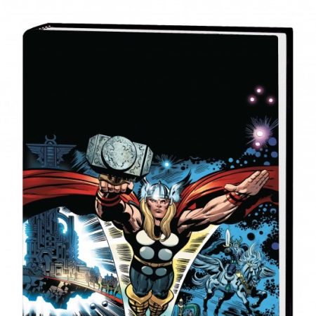 THOR: TALES OF ASGARD BY STAN LEE & JACK KIRBY HC #1 (KIRBY COVER)