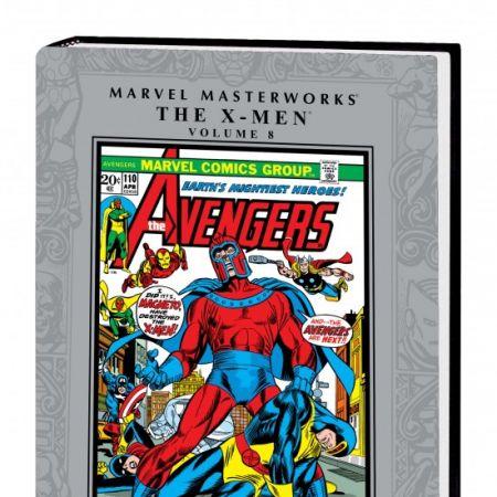 MARVEL MASTERWORKS: THE X-MEN VOL. 8 HC