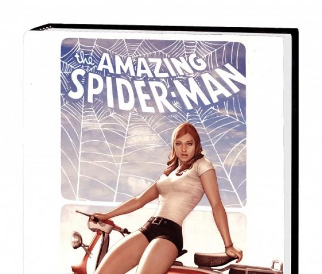 SPIDER-MAN: RED-HEADED STRANGER PREMIERE HC