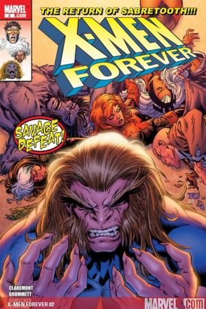 X-Men Forever (2009) #2