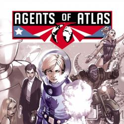 AGENTS OF ATLAS