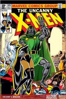 Uncanny X-Men (1963) #145