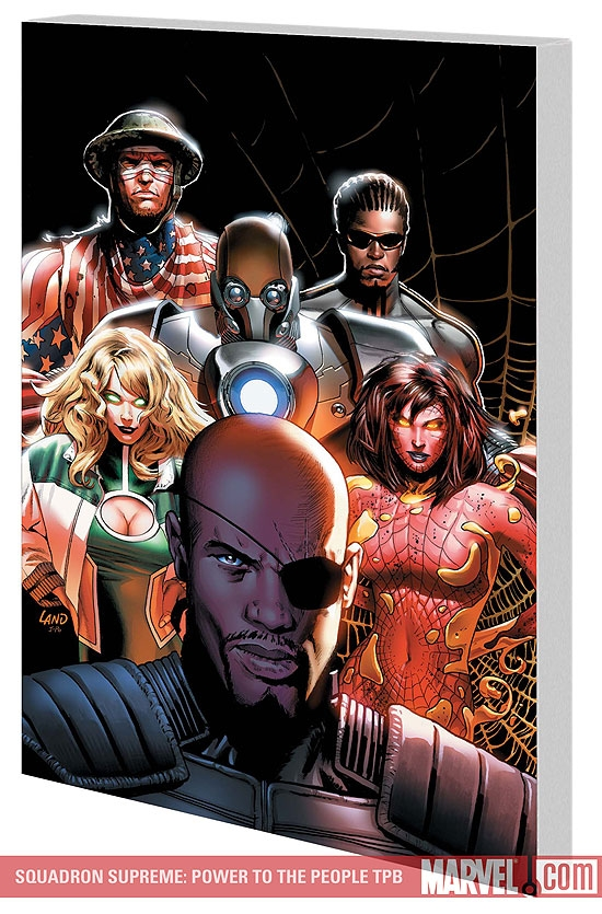 Squadron Supreme: Power to the People (Trade Paperback)