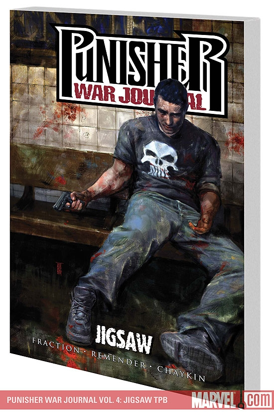 Punisher War Journal Vol. 4: Jigsaw (Trade Paperback) - Comic Issues - The Punisher - Comic Books - Marvel Punisher War Journal Vol. 4: Jigsaw (Trade Paperback) - Comic Issues - Marvel - 웹