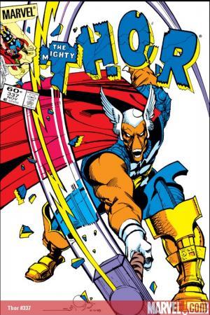 Thor (1966) #337