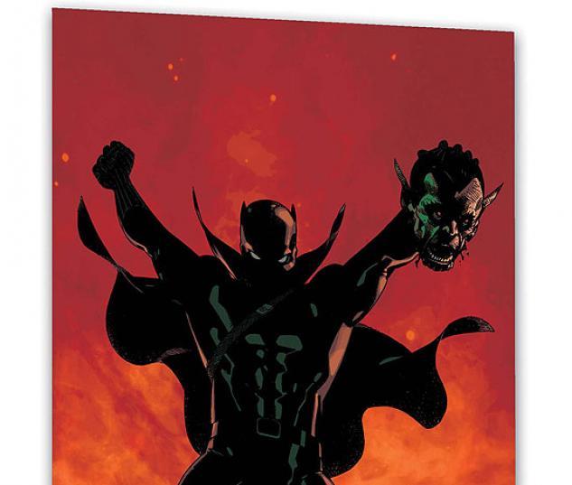 SECRET INVASION: BLACK PANTHER #0