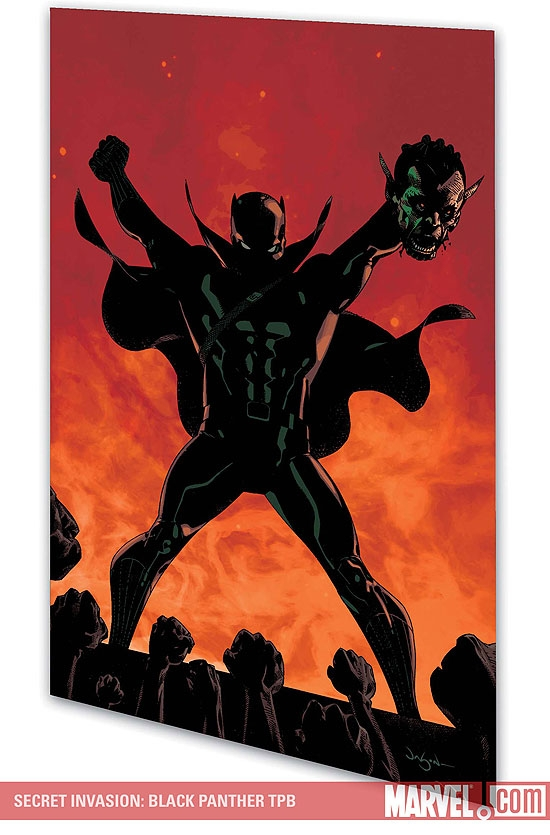 Secret Invasion: Black Panther (Trade Paperback)