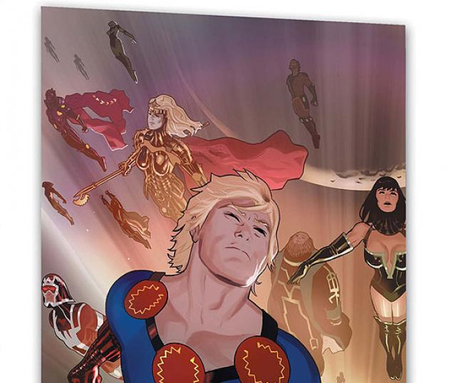 ETERNALS: TO SLAY A GOD #0