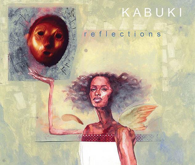 KABUKI REFLECTIONS #12